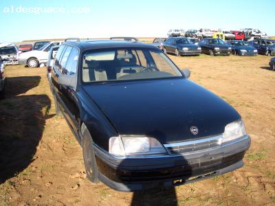 OPEL OMEGA 2.3D FAMILIAR