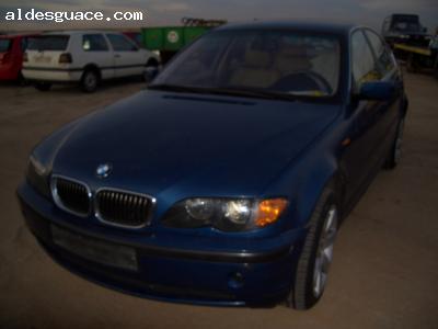 BMW 330 D E46