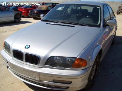 BMW E46 4P