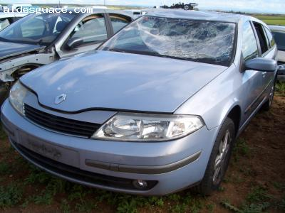 RENAULT LAGUNA II FAMILIAR