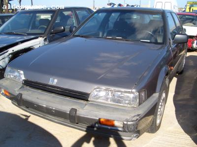 HONDA ACCORD 4P 2.0 I