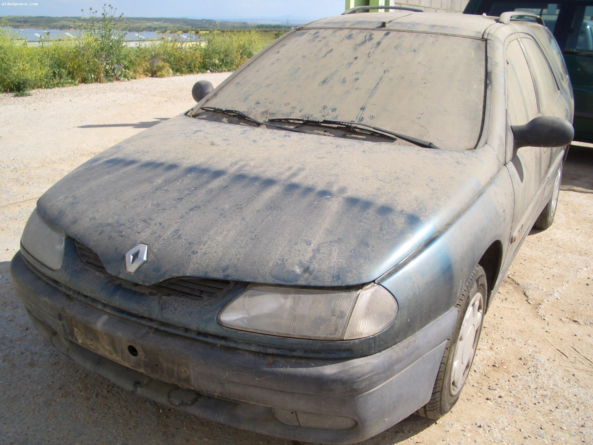 RENAULT LAGUNA FAMILIAR