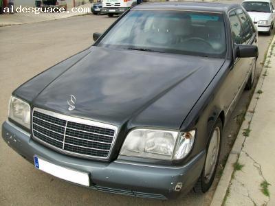 MERCEDES 500SE  W140