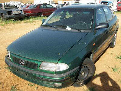 OPEL ASTRA 4P TD