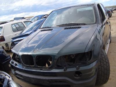 BMW X5 (E53) 3.0 D 24V
