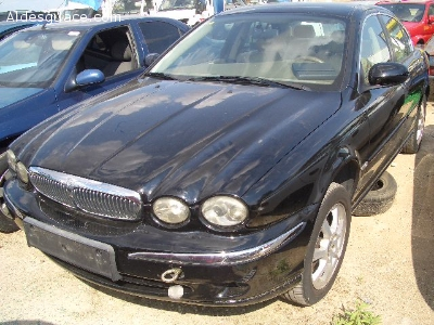 JAGUAR X-TYPE 2.0 D