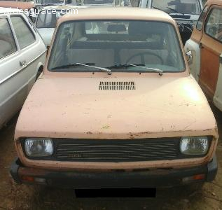 SEAT - 127 FURA